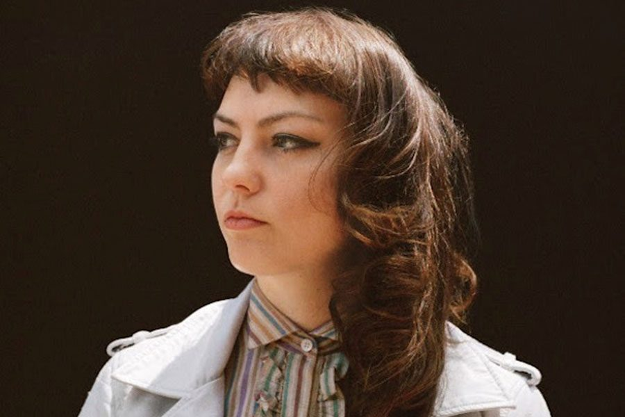 Angel+Olsen%27s+album%2C+%22My+Woman%22+came+out+on+Sept.+2+2016