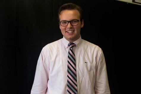 Zachary Miller, Media Editor 2016-17