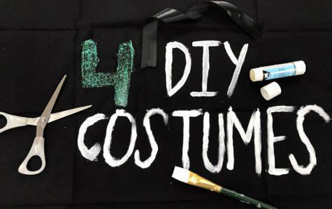 4 last-minute DIY Halloween costume ideas