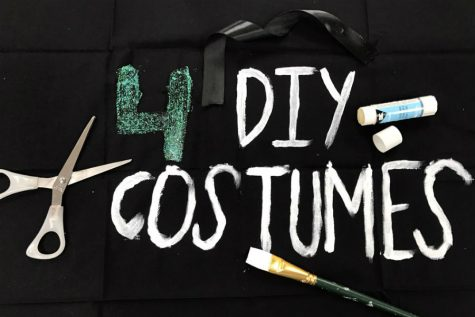 4 last-minute DIY Halloween costume ideas