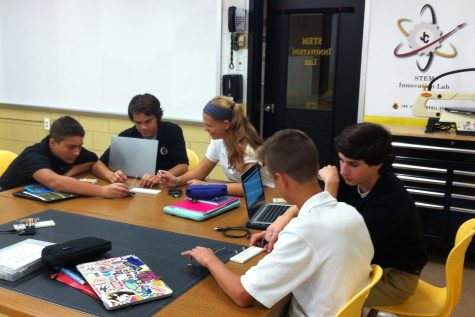 STEM Program expands with new rooms
