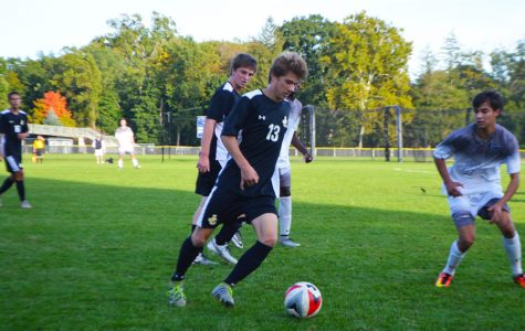 Game of the Week: Varsity men's soccer falls to Gilman