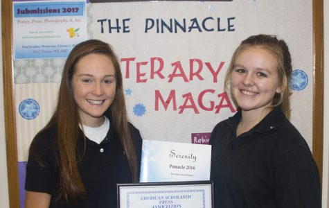 Pinnacle wins award for their 2016 edition