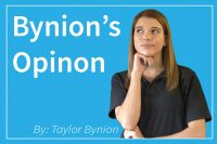 Bynion's Opinions: Enough is enough