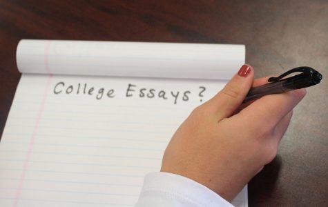 Patriot Debate: College admission's essays