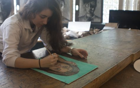 Artist Spotlight: Kanaras finds inspiration through art