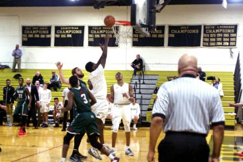 Game of the Week: Men's basketball beats Glenelg