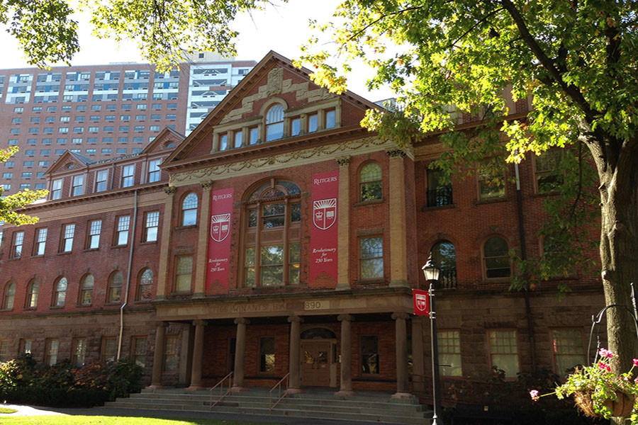 Winants Hall was built in 1890 and was originally the first dorm on campus. Today, the building now serves as the home for several university offices such as Alumni Relations, Office Secretary of the University, and VP of Public Affairs.