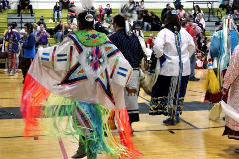 Powwow benefits St. Labre Indian School
