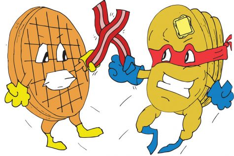 Food Fight: Waffle House and IHOP