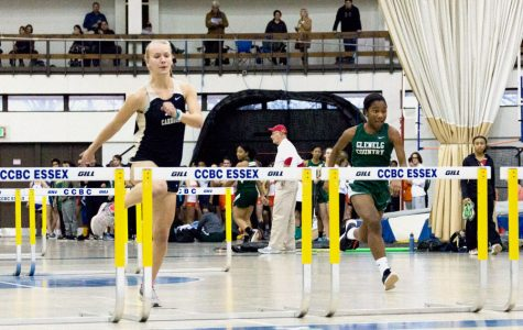 Women's indoor track and field