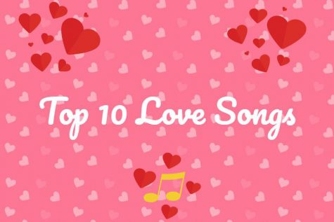 Top 10 love songs