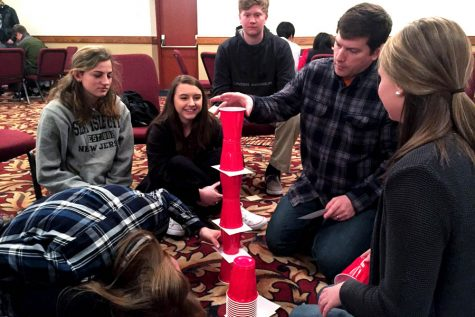 Week in Pictures: Puzzle room, dress down day, Morning Star Powwow, egg drop, and mock trial
