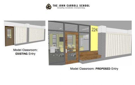 Classroom renovations kick off this summer