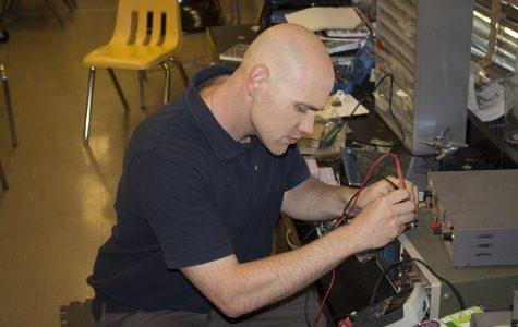 Teacher Spotlight: Change of plans brings new opportunities