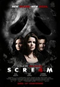 Scream 4 screams for more