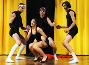 Baker, Hensley plan changes for 2012 Variety Show