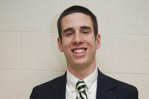 Joey Hoff – Editor in Chief 2010-2011