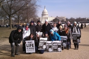 Sophomore reflects on March for Life
