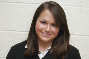 Ashley Snyder – Opinion Editor 2010-2011