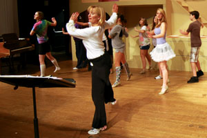 JC to jazz up community dance scene