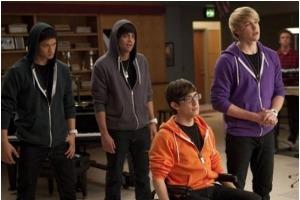 Glee storyline fails to impress audiences