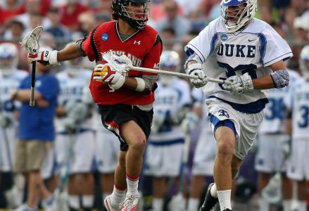 Maryland conquered Duke in NCAA semifinal faceoff