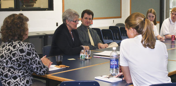 O'Hara selects Ball as new principal