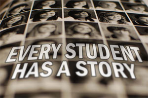 Every Student Has a Story: Sarah Pattisall