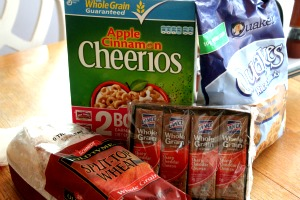 Whole grains support healthy lifestyle