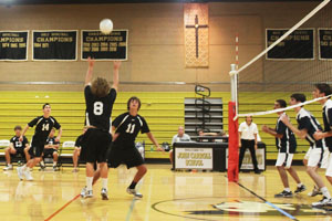 Beginning school year sports kick off their seasons