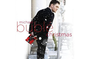 Bublé jazzes up Christmas favorites