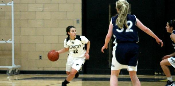 Women's basketball defeats NDP rivals