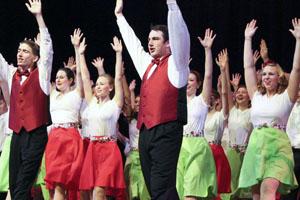 Spotlight shines on first Christmas musical