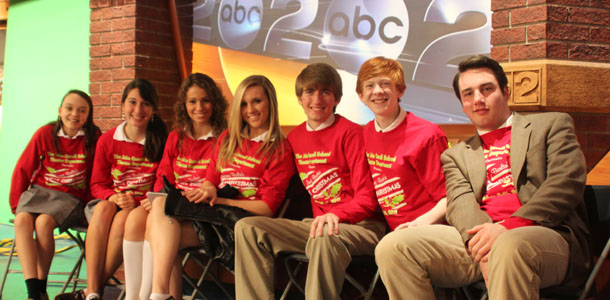 White Christmas to be featured on ABC 2 News