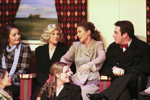 Theater department launches first holiday play