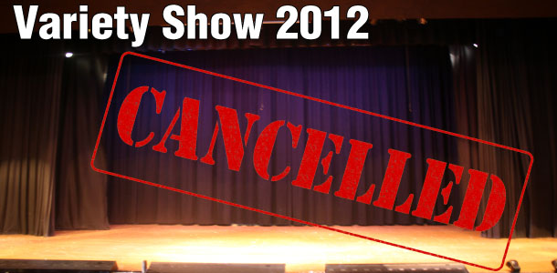 [UPDATED] Senior class officers cancel Senior Variety Show