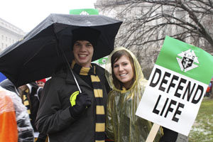 Pro V Con: March for Life proves life-changing