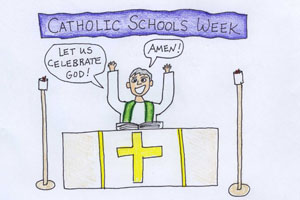 Catholic Schools Week still could be improved