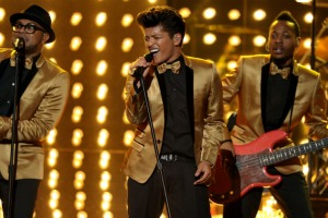 Grammys focus on artists' musical talents