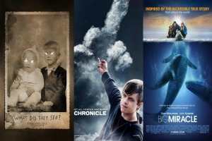 Weekend film previews: The Woman in Black, Big Miracle, and Chronicle