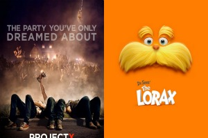 Weekend movie previews: Dr. Seuss The Lorax and Project X
