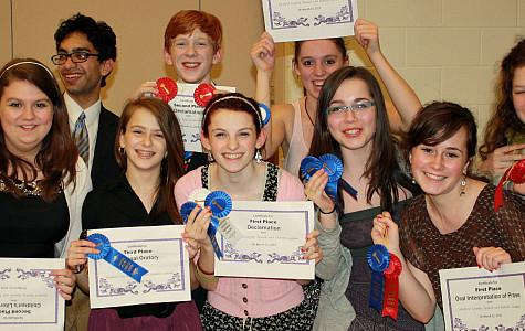 Speech and Debate team dominates competition in finals
