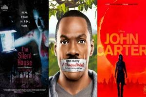 Weekend movie previews: John Carter, Silent House, A Thousand Words