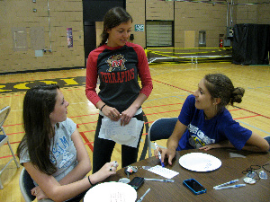 Food Fast educates students about worldwide hunger