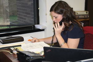 Phonathon contributes to annual budget