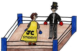 Students display exemplary behavior despite challenges