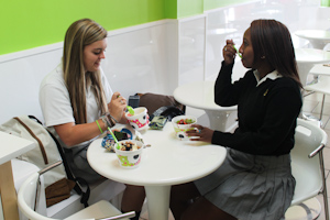 SweetFrog serves up frozen yogurt, Christian principles