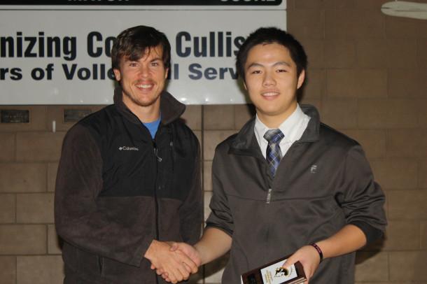 Fall Sports Banquet awards successful student athletes, alumni