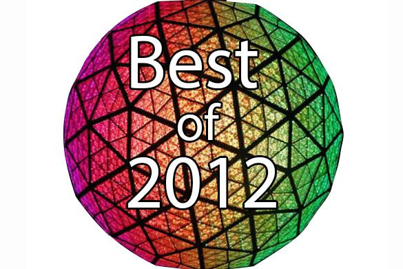 Best of 2012:  Top 10 most memorable moments countdown